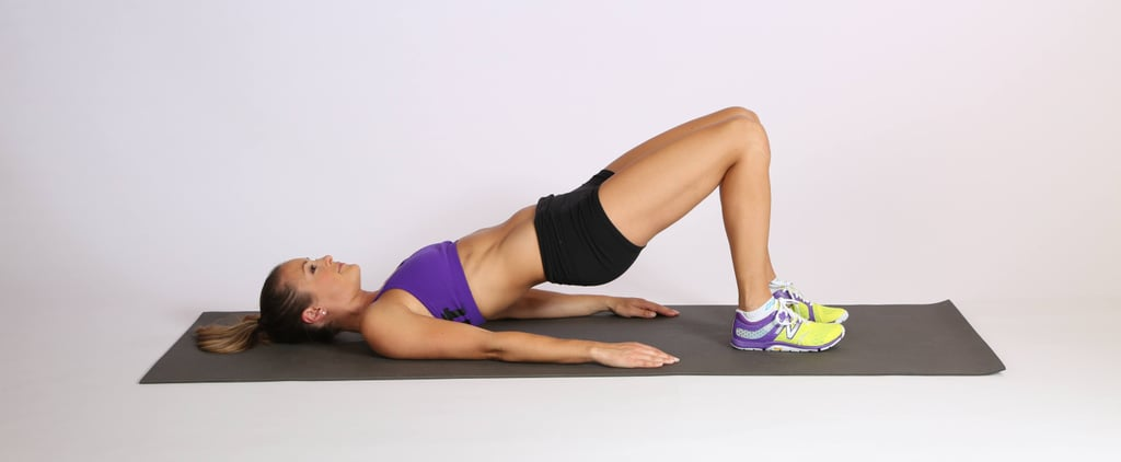 Butt Workout Using Dumbbells and Bands
