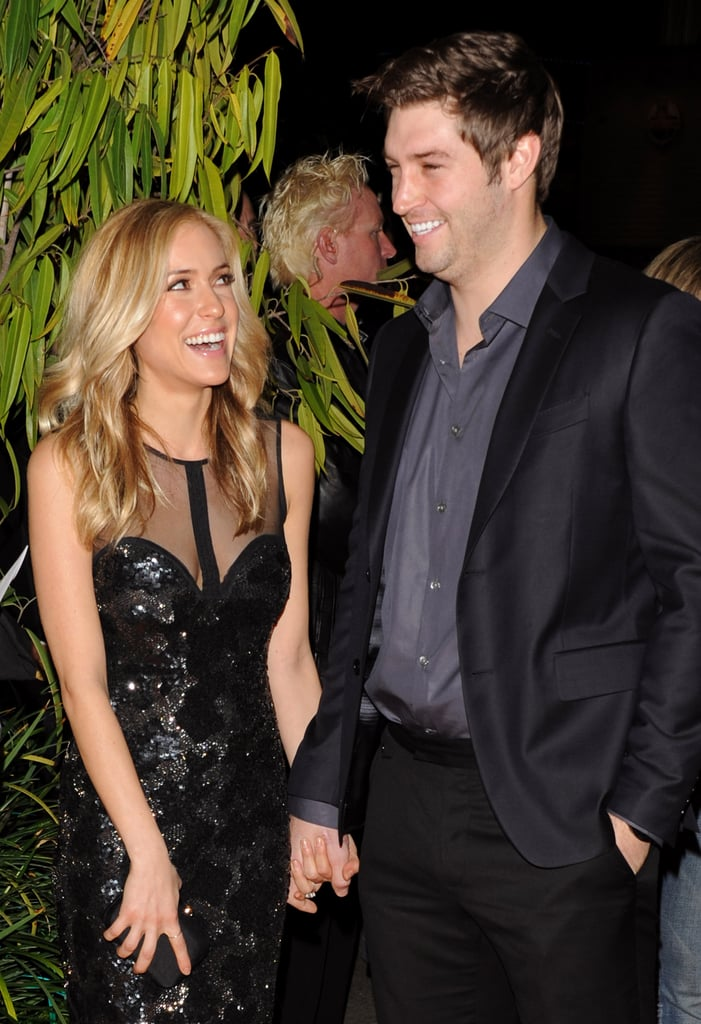 """Kristin Cavallari and Jay Culter attended the Cirque du Soleil """"OVO"""" Celebrity Opening Night Gala."""