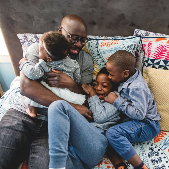100 Black Dads Photo Series
