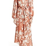 Johanna Ortiz The Greatest Land Floral Print Wrap Dress