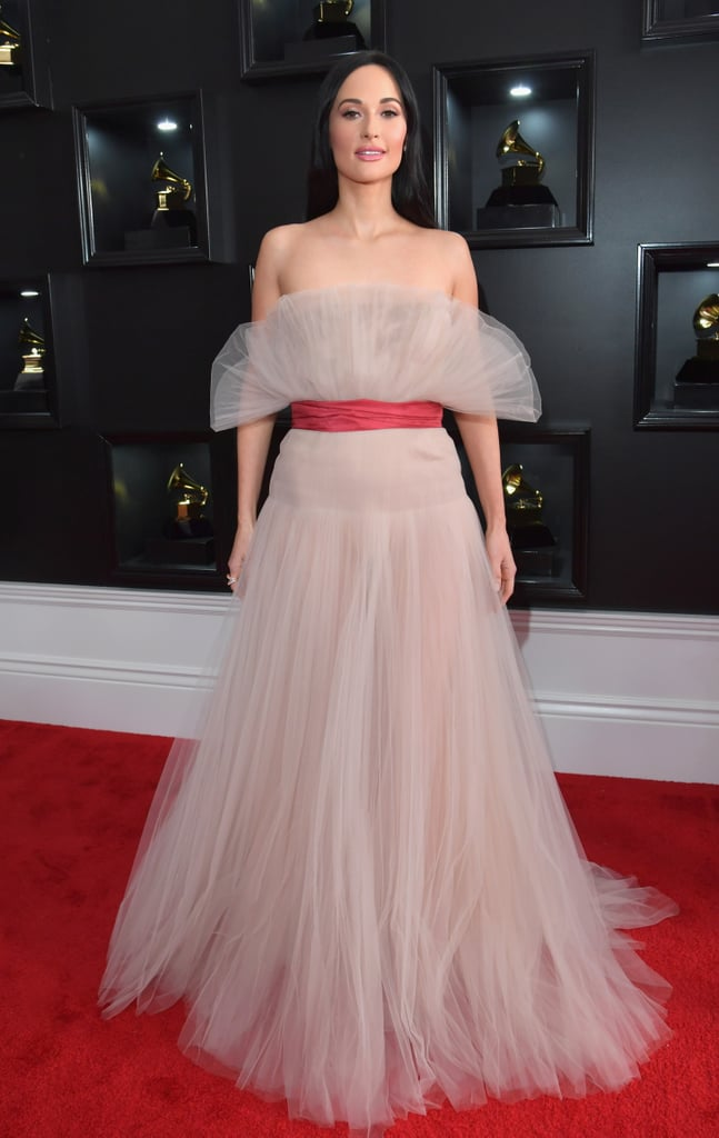Kacey Musgraves at the 2019 Grammy Awards