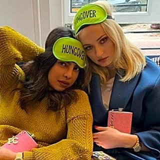 Danielle Jonas, Priyanka Chopra, and Sophie Turner Pictures