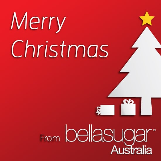 Merry Christmas and Happy Holidays From BellaSugar