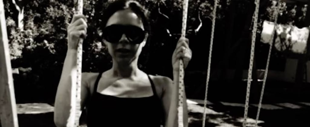 Victoria Beckham Wore the Most Sophisticated Swimsuit a Girl Could Own — Are You Surprised?
