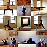 Which pose would be the most embarrassing to do in a naked yoga class?