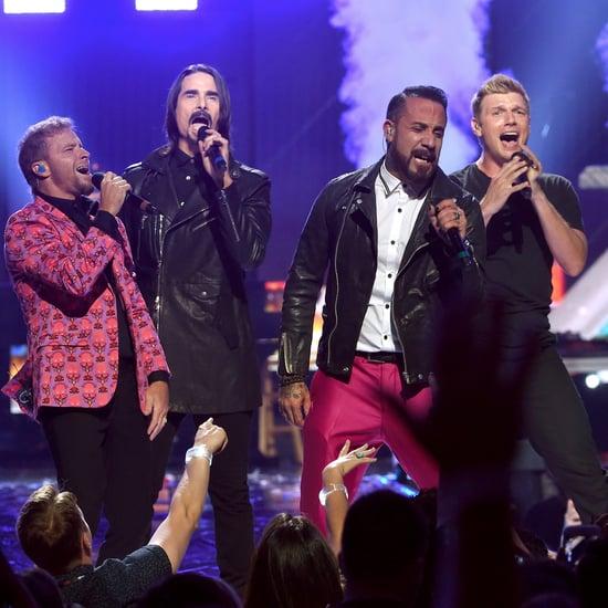 Backstreet Boys iHeartRadio Festival Performance 2016