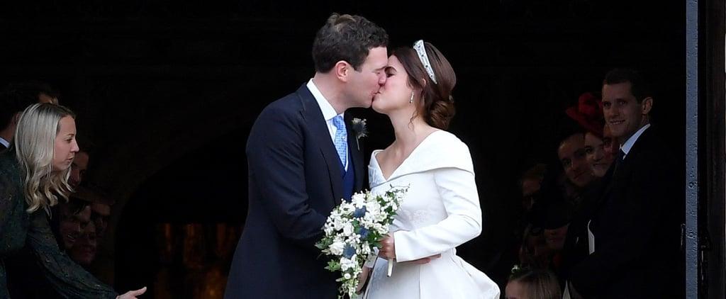 Princess Eugenie 1st Anniversary Message For Jack Brooksbank