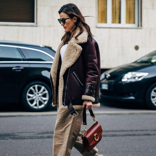 Milan Fashion Week Street Style Fall 2019