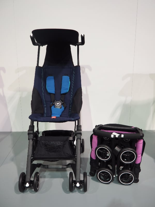 gb pockit stroller new kid and baby products from abc. Black Bedroom Furniture Sets. Home Design Ideas