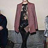 Olivia Palermo at Etro Fall 2019