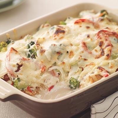 Broccoli Breadzagna