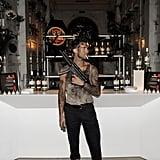 Adam Levine as Rambo