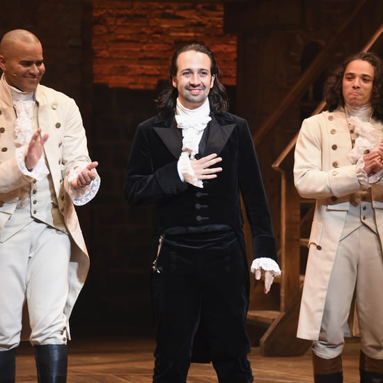 Is Lin Manuel-Miranda in Disney's Hamilton Movie?