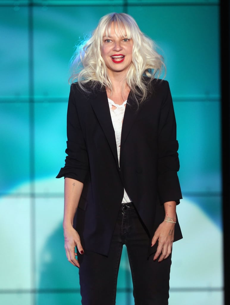 Facts about sia furler popsugar celebrity australia shes worked with the biggest names in the world arubaitofo Image collections
