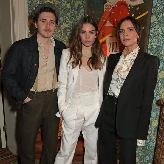 المشاهير بأسبوع الموضة في لندن خلال شهر فبراير 2019