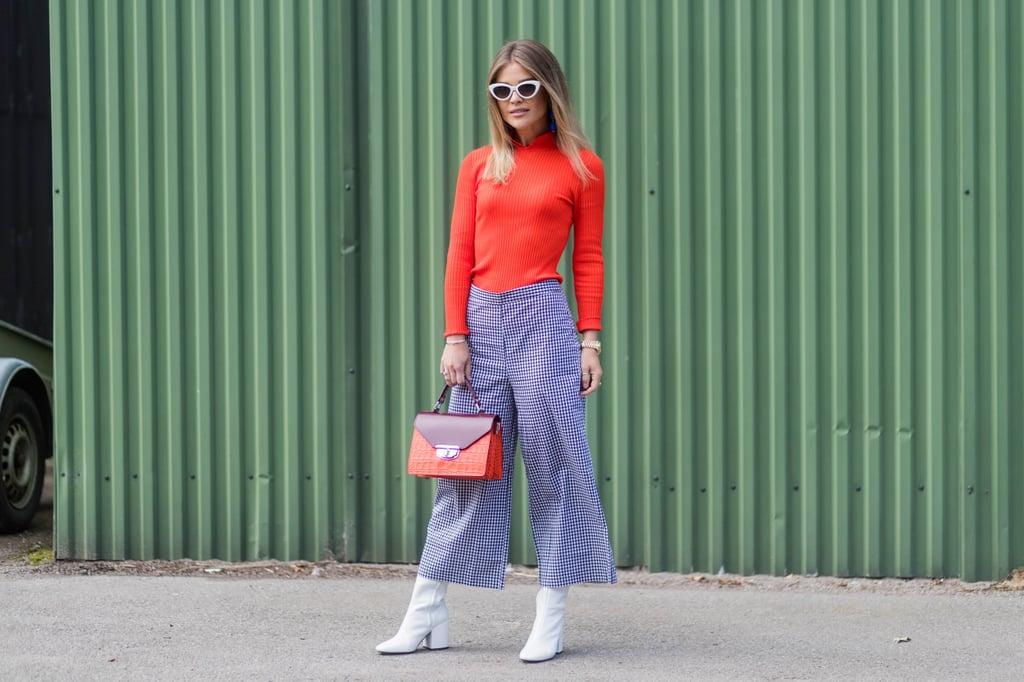 98409a4550dd Culottes Style 2018 | POPSUGAR Fashion