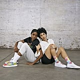 "Reebok's ""All Types of Love"" Collection"