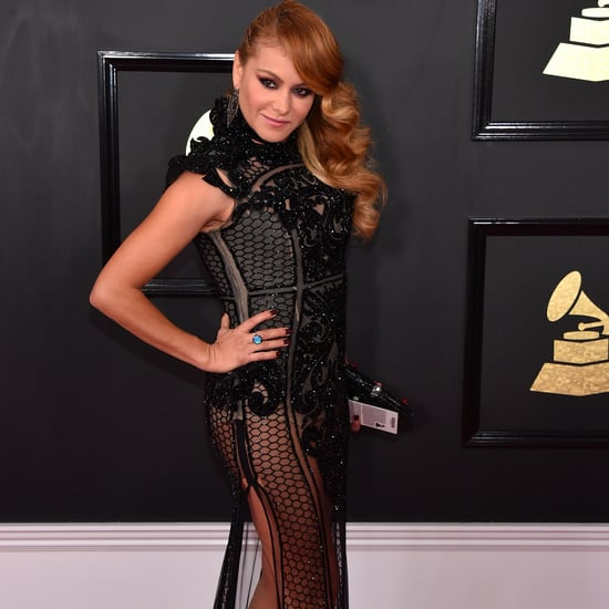 Paulina Rubio at the 2017 Grammys