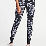 Old Navy Mid-Rise Floral-Print Run Leggings