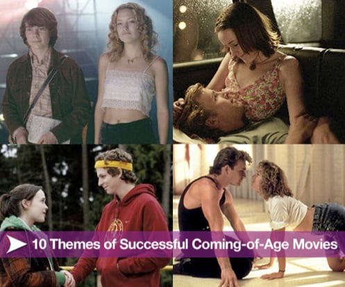 Sugar Shout Out: 10 Themes of Successful Coming-of-Age Movies