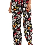 Halloween Mickey Adult Sleep Pants
