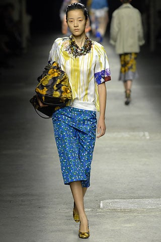 Paris Fashion Week Spring 2008, Dries Van Noten: Love It or Hate It?