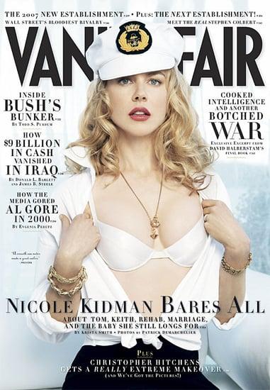 Nicole Kidman Talks Babies and Rehab