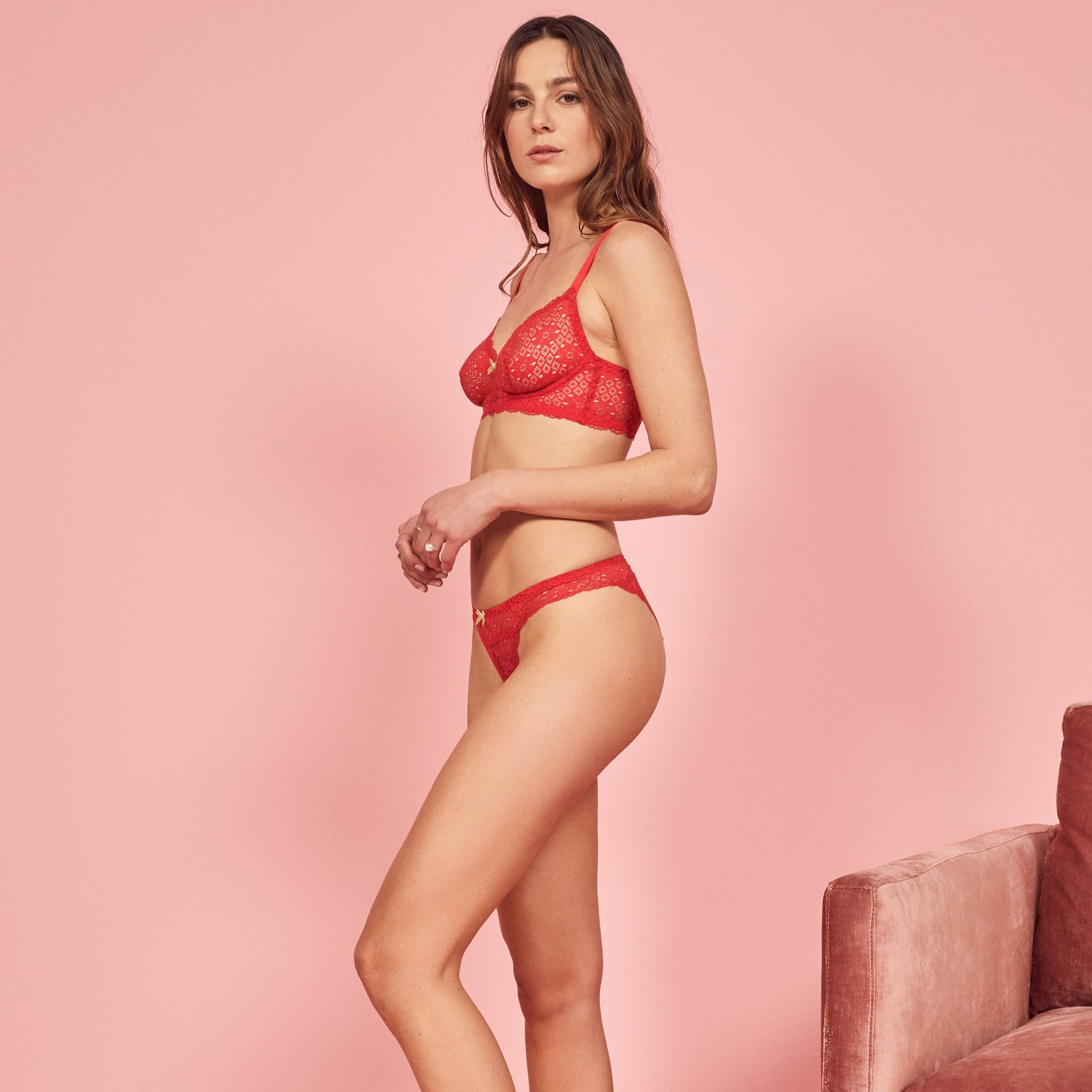 ea135bb682366 Reformation Cosabella Underwear | POPSUGAR Fashion