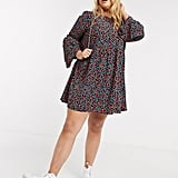 ASOS DESIGN Curve Smock Dress