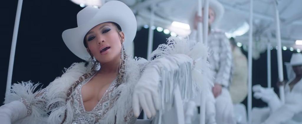 "Jennifer Lopez ""Medicine"" Music Video"