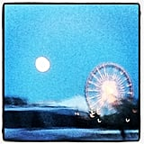 Miles Teller teased the famous Ferris wheel scene. Source: Instagram user milest87