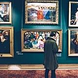Take a Museum Tour
