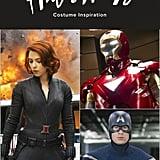 Avengers Costume Ideas