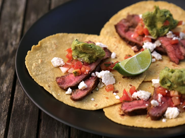 Grilled Steak Tacos