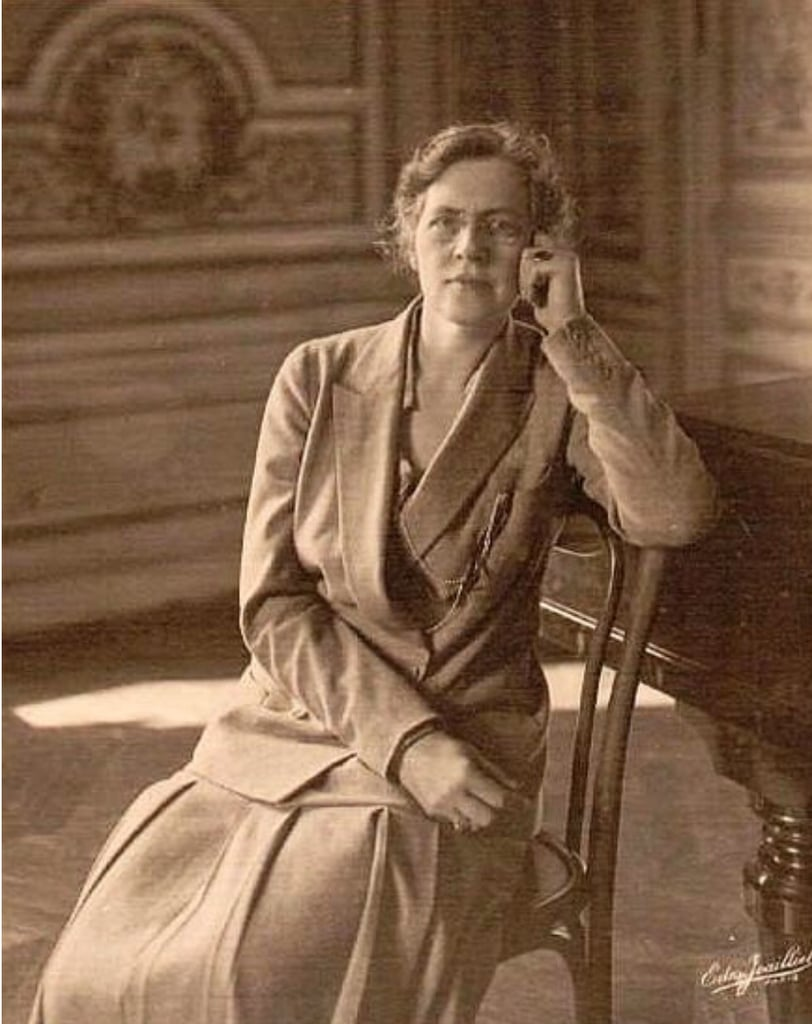 Nadia Boulanger, First Woman to Conduct the Royal Philharmonic