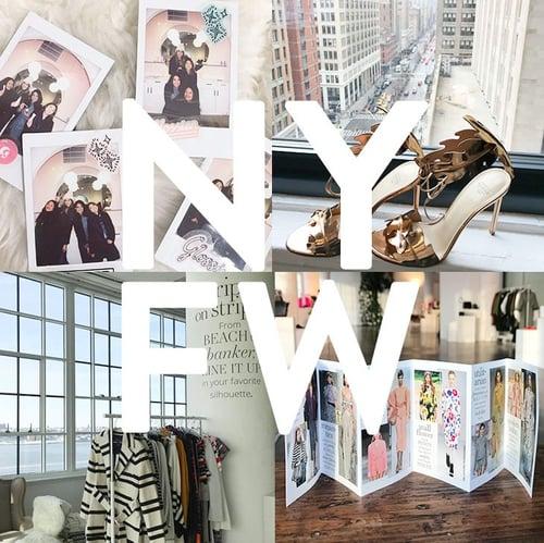 NYFW x ShopStyle
