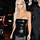 Kim Kardashian Out in New York City September 2017