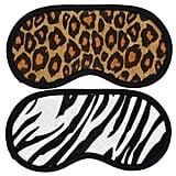 April Bath & Shower Animal-Print Sleep Masks ($1 each)