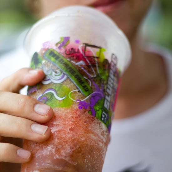 Free Slurpees at 7-Eleven on July 11, 2011