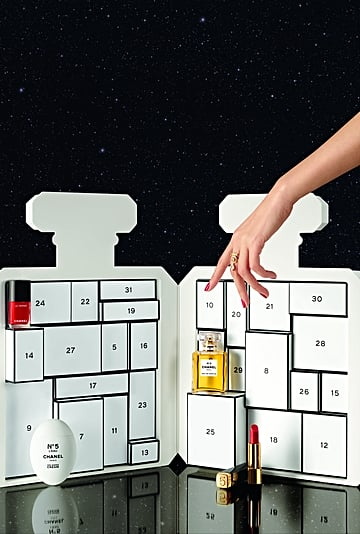 See What's Inside Chanel's £610 No.5 Advent Calendar