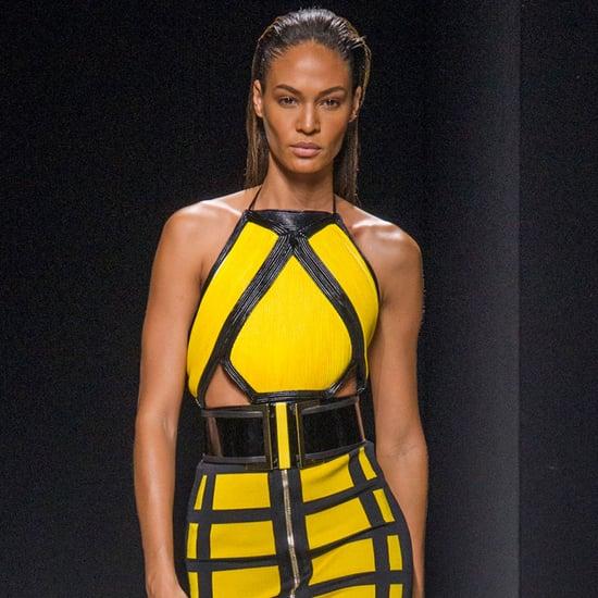 Can You Handle Balmain's Supermodel Supershow?