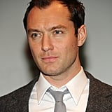 Jude Law stepped out in New York to promote Side Effects.