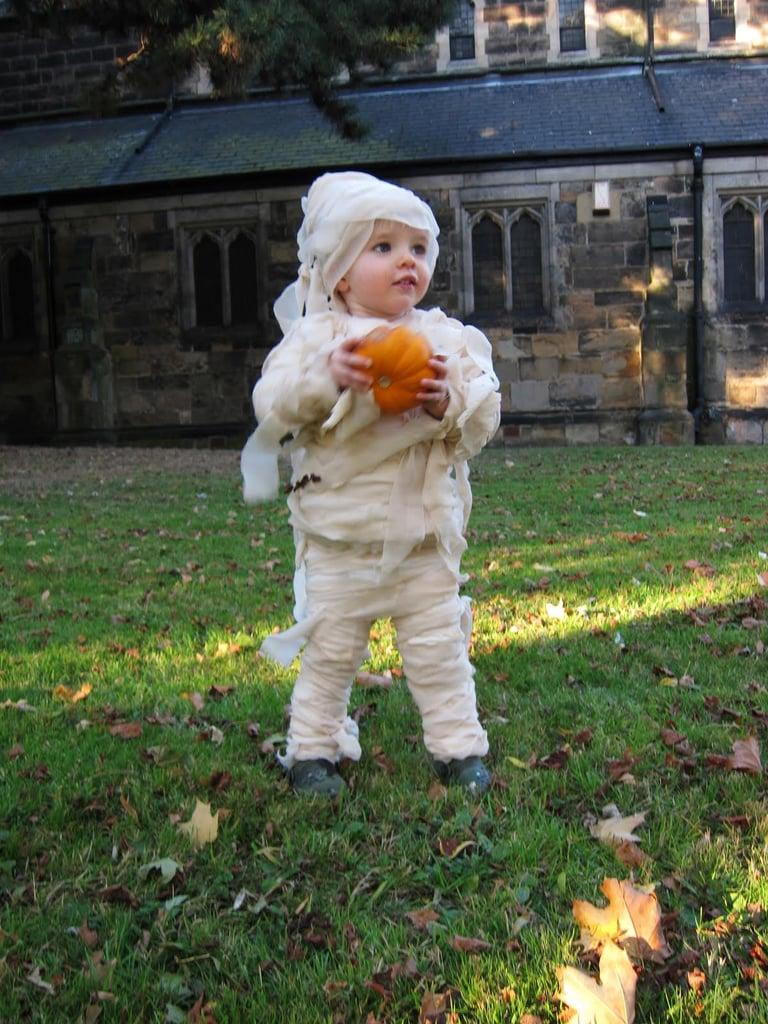 Baby Mummy Wrap