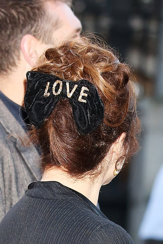 Disguise any bad hair day with a loud and proud accessory.
