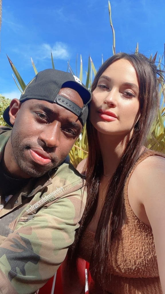Who Is Kacey Musgraves's Rumoured Boyfriend, Gerald Onuoha?