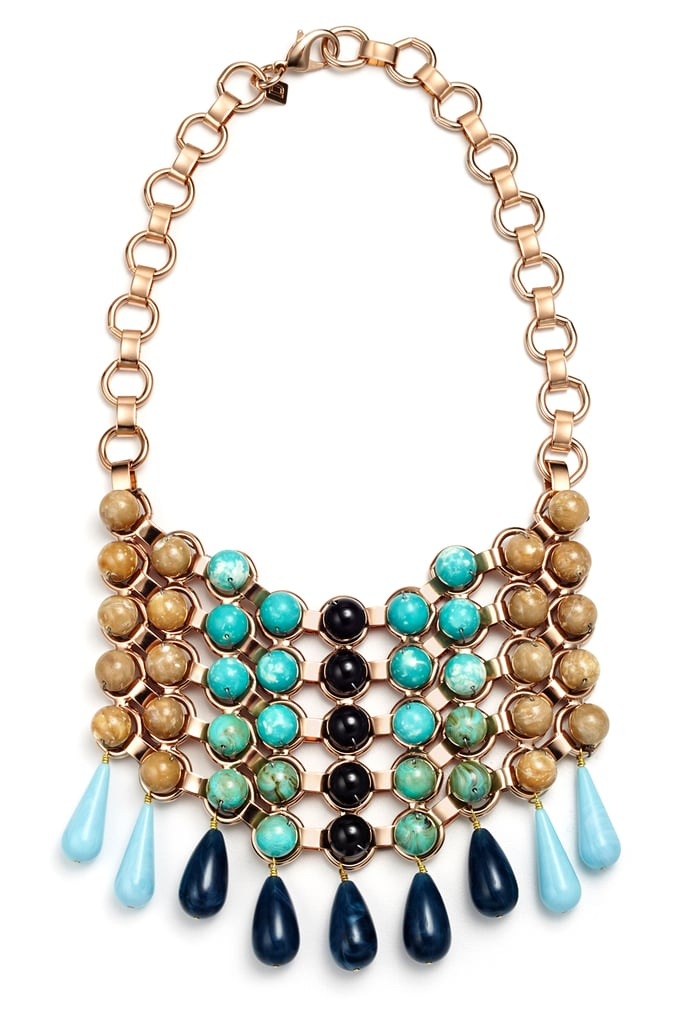 Dannijo Bib Necklace