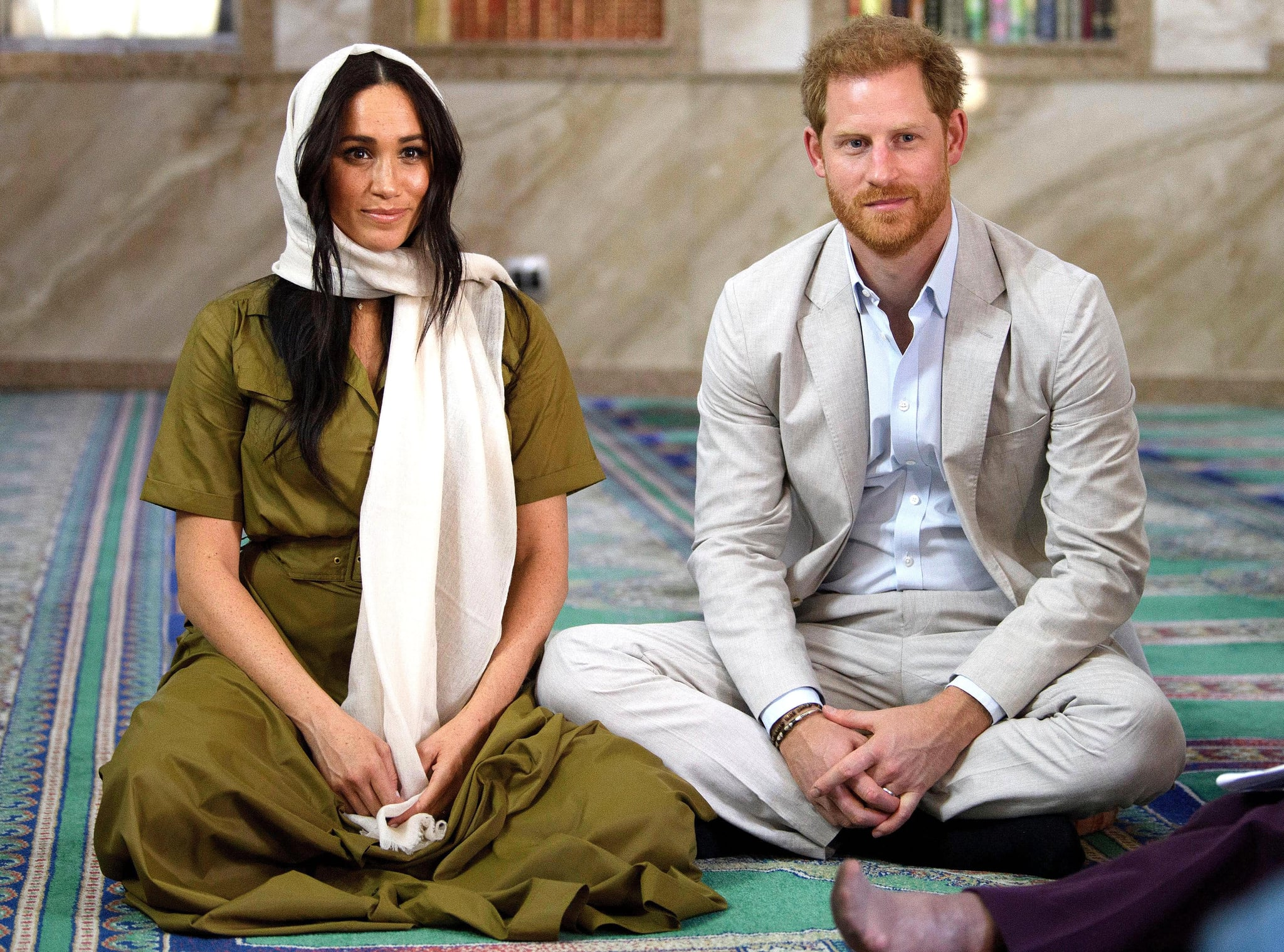 """Harry and Meghan Got Extremely Candid in Their Documentary: """"It's Constant Management"""""""