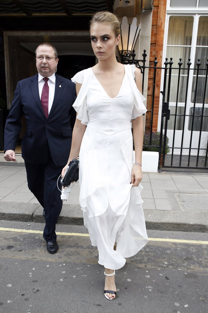 Wedding Dress From Breaking Dawn 68 Epic Poppy Delevingne Is Married