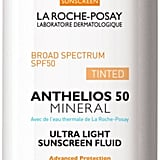 La Roche-Posay Anthelios 50 Ultra-Light Tinted Mineral Sunscreen SPF 50