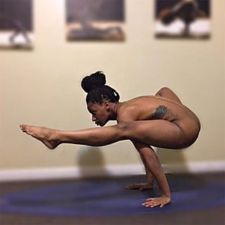 Naked Yoga Pictures
